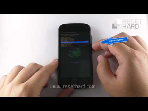 How To Hard Reset ZTE Blade Q Mini