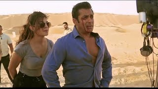 Race 3 Salman khan and jacqueline fernandez action scene in race 3