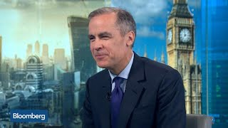 BOE Governor Carney on Regulating Cryptocurrencies