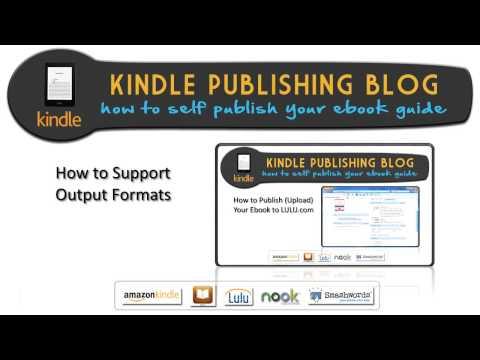 13.Ultimate Ebook Creator How to Publish Upload your Ebook LULU.com Part 2 - Kindle Publishing Blog