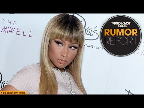 Nicki Minaj Pushes Back Her Album Release