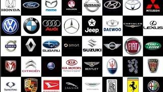 Araba Markaları Ve Anlamları