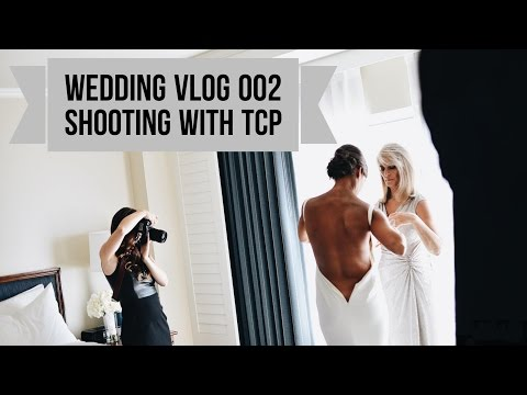 Wedding Photography Tips and Tricks : Second Shooting with Tonie Christine Photography VLOG