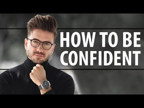 6 Easy Steps To Become More Confident Instantly | How To Be Confident | Alex Costa