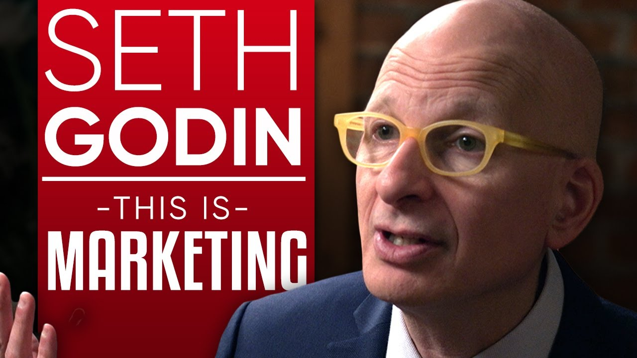 SETH GODIN - THIS IS MARKETING: How To Find Your Viable Audience & Win Trust From Your Target Market