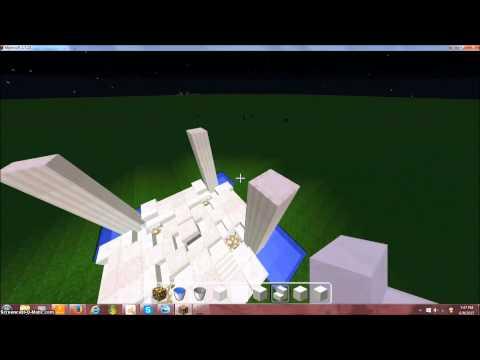 Server Spawn Idea~Minecraft (Speed Build)