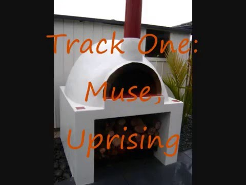DIY Wood Fired Pizza Oven Construction New Zealand