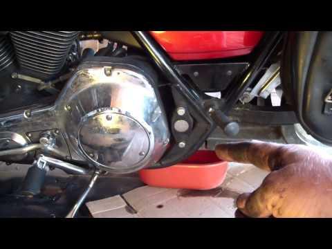 Harley-Davidson 5 Quart Oil Change