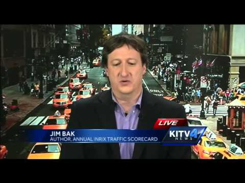 Expert talks about Honolulu traffic