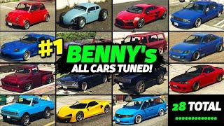 GTA 5 Online: ALBANY PRIMO CUSTOM BUILD!!! - (GTA 5
