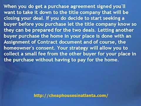 buy cheap houses in Atlanta