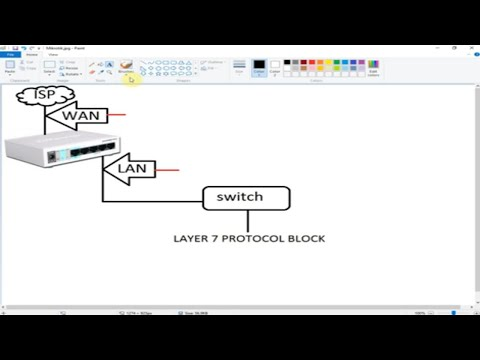 How To Block Website on Mikrotik Router   Layer 7 Protocol