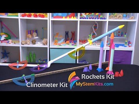 Rockets Kit & Clinometer Kit