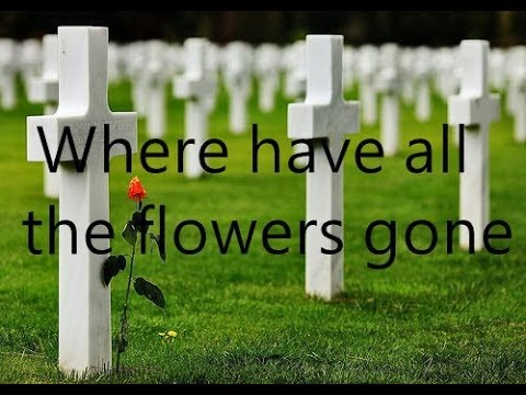 Where have all the flowers gone -The kingston trio(lyrics)