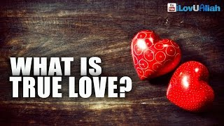 What Is True Love?  ᴴᴰ | Mufti Menk