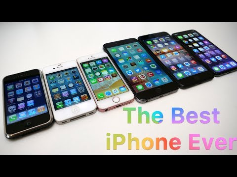 The Best iPhone Ever
