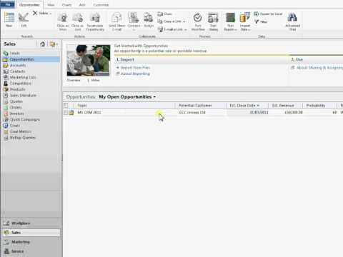 MS CRM 2011 Data Imports and Data Enrichment