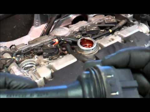 2004 Volvo XC90 2.5T Spark Plug Replacement