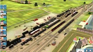 Trainz Race 3: Thomas and Gordon (30th Anniversary) - PakVim net HD