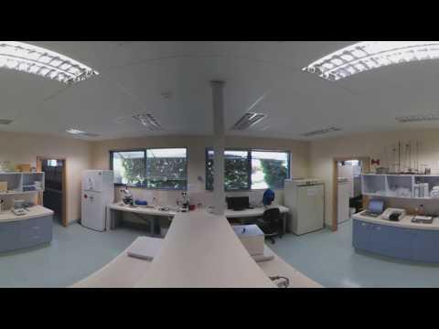 360 Video inside the laboratory 3