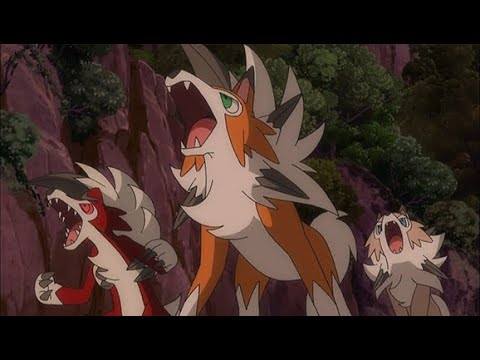 Pokemon AMV - Rockruff / Lycanroc - Cry Wolf