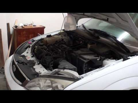 1999-2007 Ford Focus Coolant Change