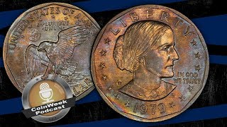 CoinWeek Podcast #90: Collecting the Susan B. Anthony Dollar - Audio