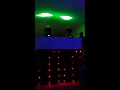 Creative DJ Lighting Set-up 2