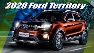 New 2020 Ford Territory Unveiled For Brazil