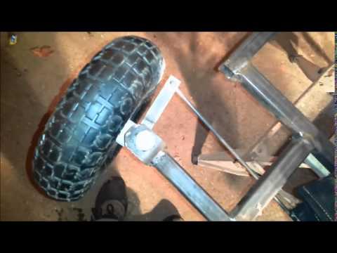 Go Kart build part 6 - Finishing the steering