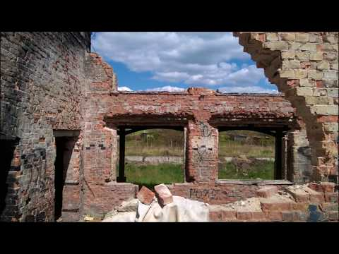 Eksploracja ruin spalonej stacji kolejowej,kwatera Hitlera- HD  URBEX | Abandoned Place | Urban Exp