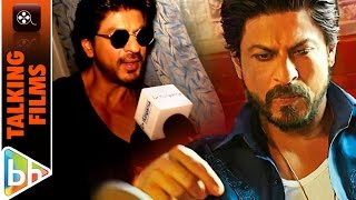 Shah Rukh Khan EXCLUSIVE Raees Interview From Train