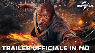 SKYSCRAPER con Dwayne Johnson - Secondo trailer italiano ufficiale