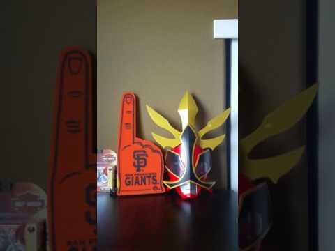 Go go power rangers Samurai Mask
