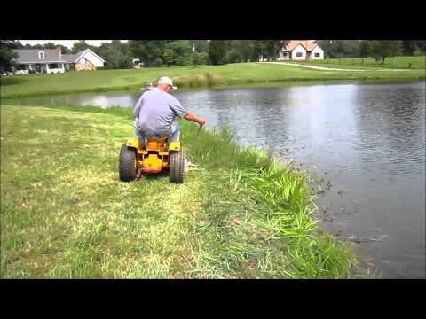 Haban Sickle Bar Mower