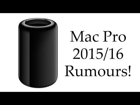 New Apple Mac Pro 2015/2016 Rumors! (Specs, Features, Rumoured Release Date)