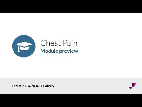 Chest Pain - module preview