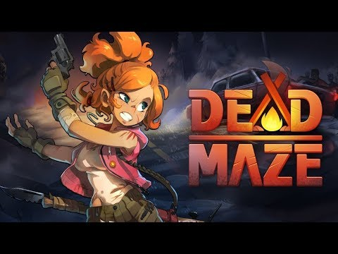 Dead Maze - KILLING ZOMBIES with a TOILET SCRUBBER!! - Dead Maze Gameplay