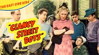 Clancy Street Boys (1943) Action, Adventure, Comedy
