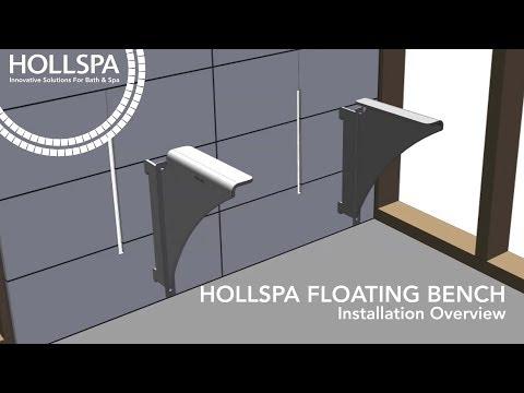 Hollspa Floating Bench - Installation Assembly (November 2017)