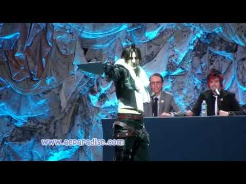 Anime Central  2010 - #57 Squall Lionheart Final Fantasy VIII