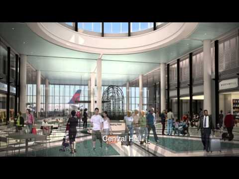 Charleston International Airport transformation