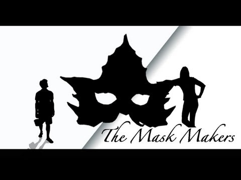 HOW TO MAKE: A LEATHER MASK (RABBIT) * SUPER EASY & FUN!