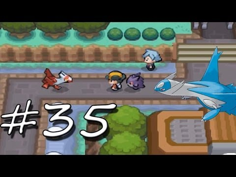 Pokemon SoulSilver - Part 36 - Latios & Latias