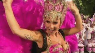 Rio de Janeiro Carnival: Samba schools take to the Sambadrome in Brazil