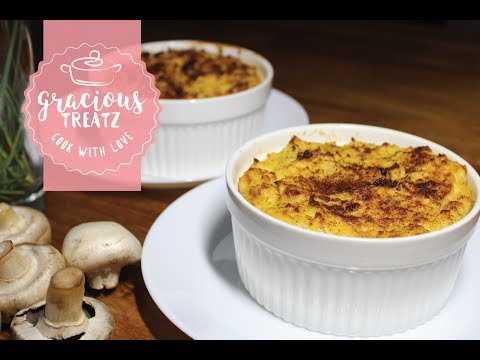 How to Make Best Potato Soufflé