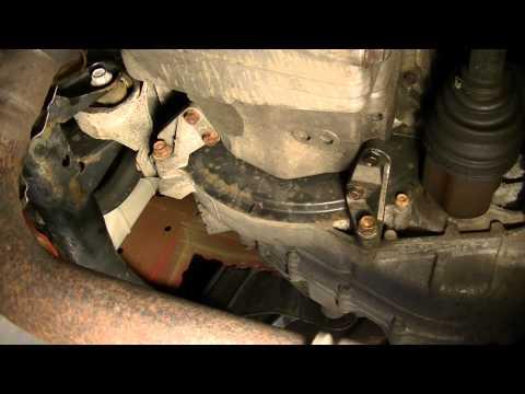Replacing an Oil Pan [2003 Honda Civic] Part 1