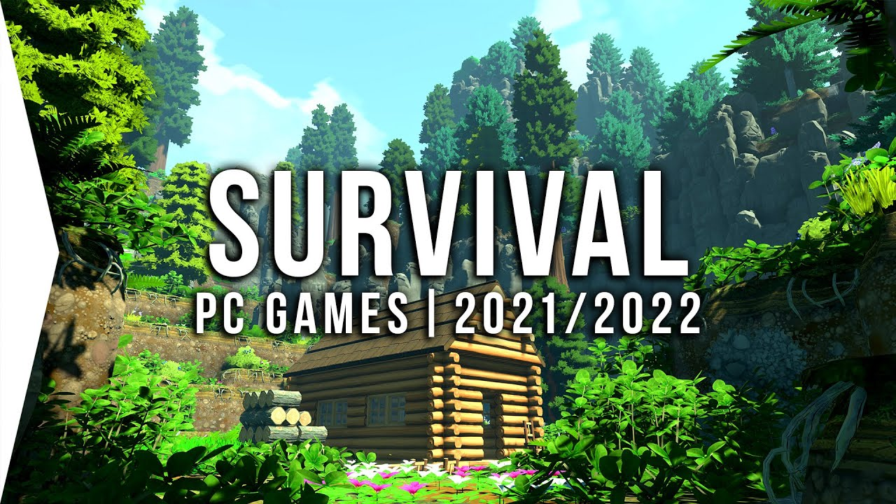 15 New Upcoming PC Survival Games in 2021 & 2022 ► Open World, Crafting, Base Building!