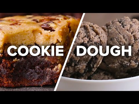 6 Recipes To Cure Cookie Dough Cravings