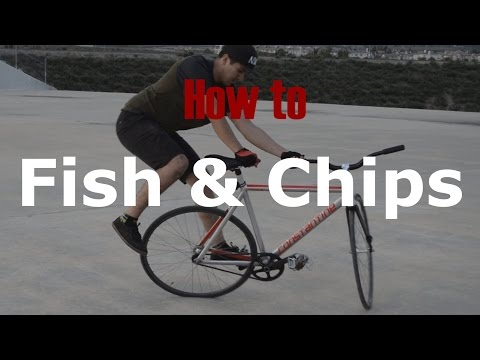 Fixed Gear: How to Fish & Chips